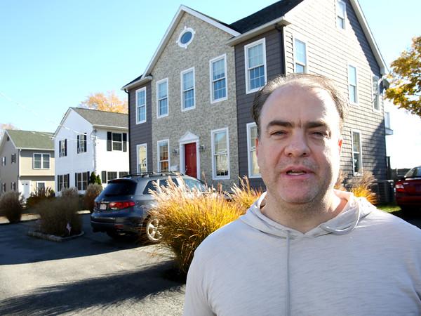 Danversport blast survivor and his home