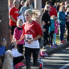 HADLEY GREEN/Staff photo<br /> Marblehead native and recent New York City Marathon women's champion Shalane Flanagan runs in the fourth annual Back the Track 5K in Marblehead. <br /> <br /> 11/25/17