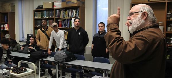 Mentoring program at SSU