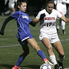 Danvers girls soccer