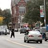 KEN YUSZKUS/Staff photo.  Downtown Beverly on Cabot Street.  10/07/14