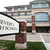 KEN YUSZKUS/Staff photo.   Beverly High School.   10/20/15.