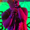 PARKER FISH/ Photo. Vinnie Raponi of the band Legacy performs in front of a large crowd of guests at the Beverly Block Party on Saturday night. 9/17/16
