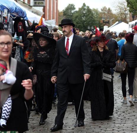 Haunted Happenings Salem 2016