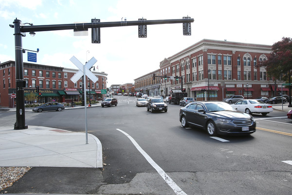 Work's done in Peabody Square, do people like the result?