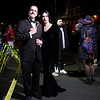 HADLEY GREEN/Staff photo<br /> People celebrate Halloween in Salem on Tuesday night.<br /> <br /> 10/31/17