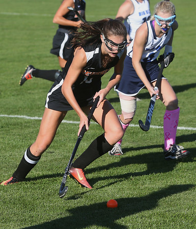 Beverly at Swampscott varsity field hockey game