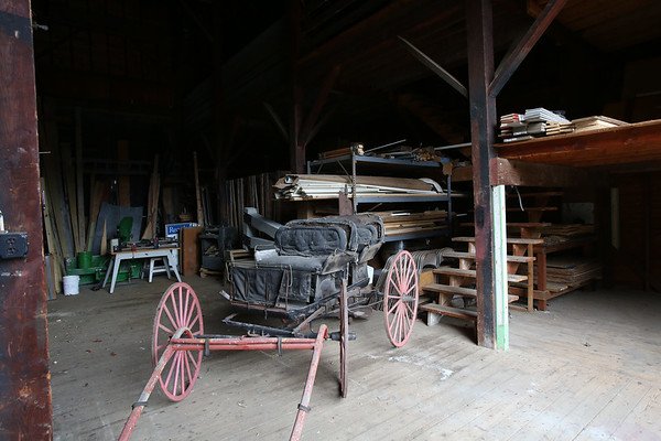 $1 million grant to redo barn