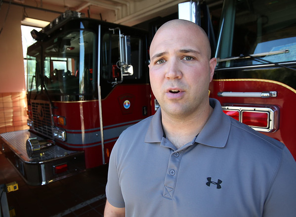 Firefighter is headed to Puerto Rico