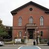 Peabody:<br /> Peabody Institute Library on Main Street.<br /> Photo by Ken Yuszkus/The Salem News, Wednesday, September 26, 2012.