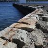 KEN YUSZKUS/Staff photo. Derby Wharf in Salem.  9/22/14