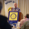 Sir Richard Roberts speaks at Rotary Club meeting on good GMOs