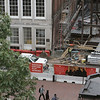 Ken Yuszkus/Staff photo     Construction has been underway at the PEM.       9/22/17