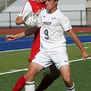 St Johns Prep vs Masconomet  soccer game