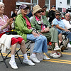 HADLEY GREEN/Staff photo<br /> People listen to the Warszawiaki Orchestra at Peabody's International Festival. <br /> 09/10/17