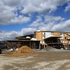 Construction at the new Beverly middle school continues