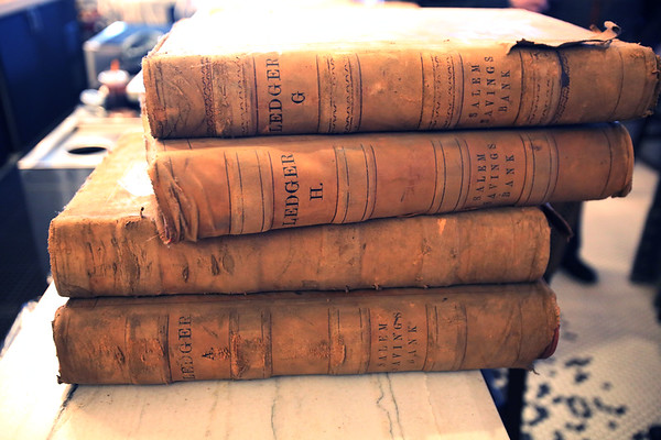 Old ledgers