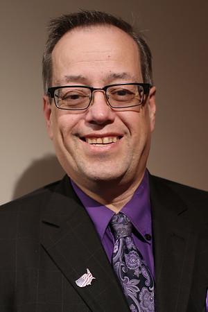HADLEY GREEN/Staff photo<br /> Danvers selectman candidate Gardner Trask. <br /> 04/20/18