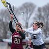 Newburyport vs Marblehead girls lacrosse