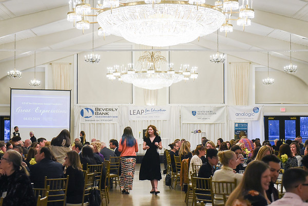 LEAP for Education's annual fundraiser