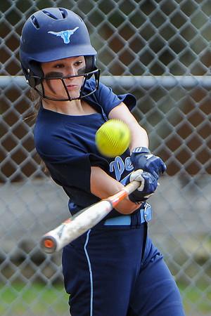 Danvers vs Peabody - girls softball