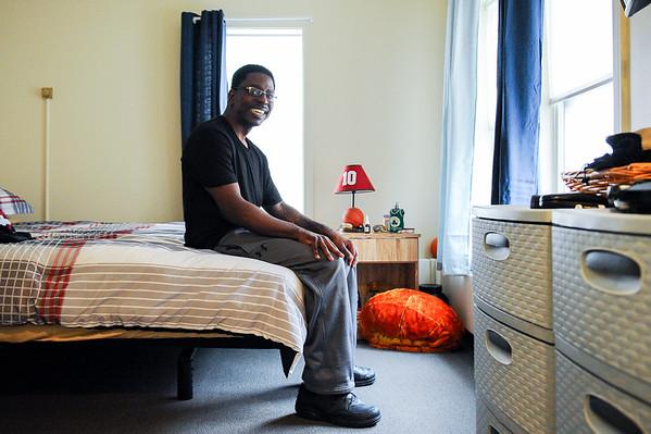 Salem's Greg Martinez' apartment