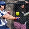 Gloucester at Peabody varsity softball game