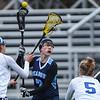 Peabody at Swampscott varsity girls lacrosse game