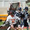 Peabody vs Beverly boys lacrosse