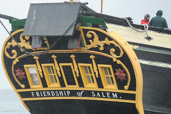 Friendship returns to Salem — photos from Naumkeag