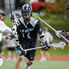 Peabody vs Beverly boys lacrosse