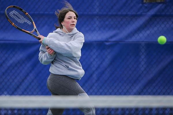 Gloucester vs Danvers - girls tennis