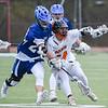 Danvers at Beverly boys varsity lacrosse game