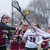 Newburyport vs Marblehead girls lacrosse