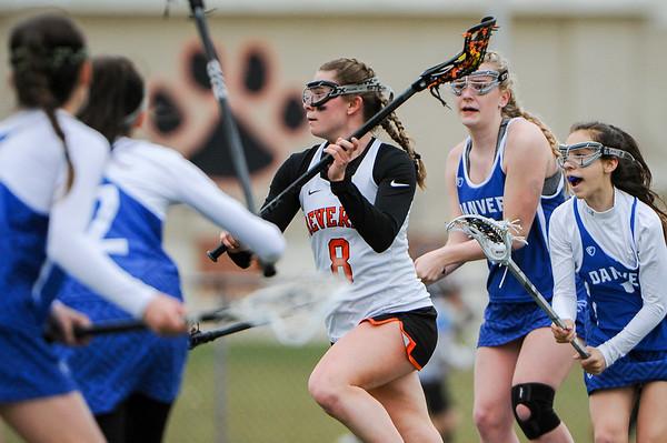 Danvers vs Beverly - girls lacrosse
