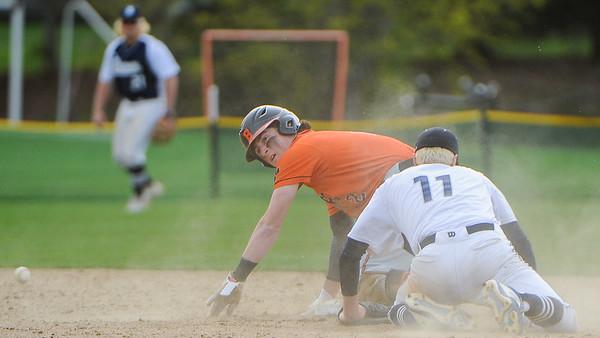 Danvers vs Beverly baseball