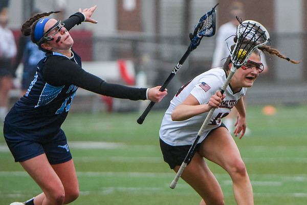 Peabody vs Marblehead girls lacrosse