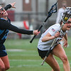 Peabody vs Marblehead girls lacrosse
