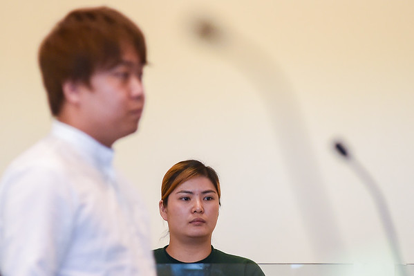 Beverly couple arraigned on human trafficking