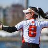 Beverly High girls softball game in game vs. Swampscott