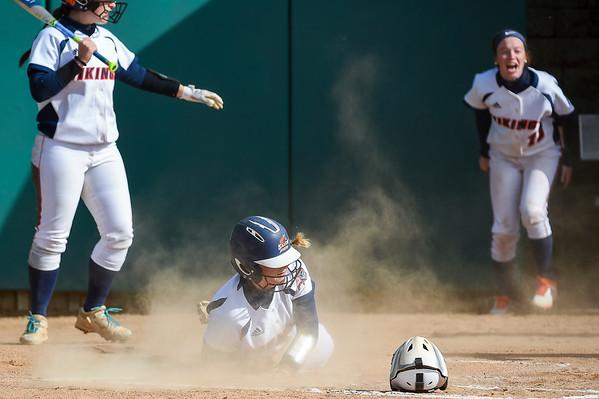 Gordon at Salem State softball
