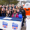 "14-year-old Marblehead girl ""drafted"" on SSU soccer team"