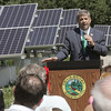 Boxford cuts the ribbon on a solar array