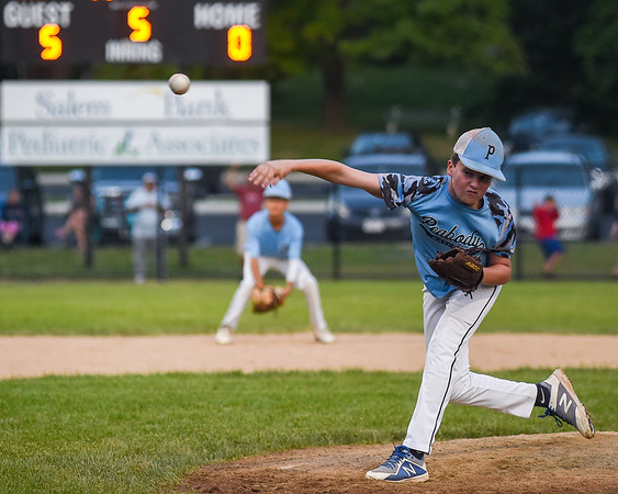 Championship of Gallant baseball; Lynn vs Peabody
