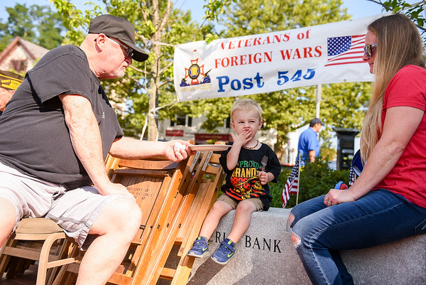 Beverly Veterans Council cookout