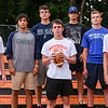 North Shore quarterbacks talk for Salem News 2019 Football tab story