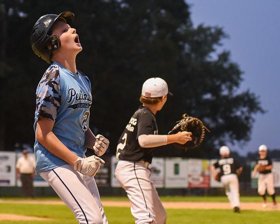 Championship of Gallant baseball; Lynn vs Peabody