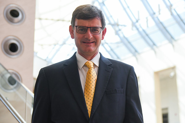 Director Brian Kennedy of the Peabody Essex Museum