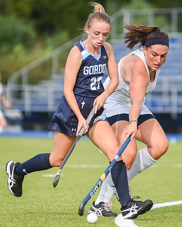 Salem State University vs Gordon College field hockey