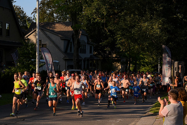 52nd annual Beverly Homecoming Road Race at Lynch Park